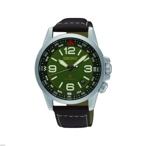 Seiko Prospex Uhrenarmband SRPA77 Leder Braun