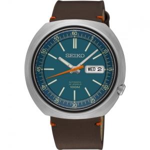 Seiko Recraft Automatic Uhrenarmband SRPC13K1 Leder Braun