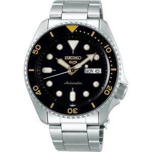 Seiko 5 Sports Uhrenarmband SRPD57K1 Edelstahl 22mm