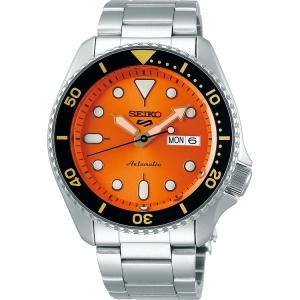 Seiko 5 Sports Uhrenarmband SRPD59K1 Edelstahl 22mm