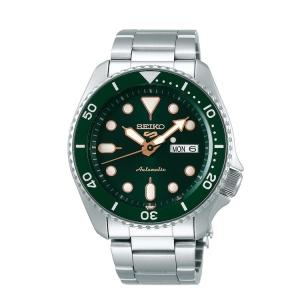 Seiko 5 Sports Uhrenarmband SRPD63K1 Edelstahl 22mm
