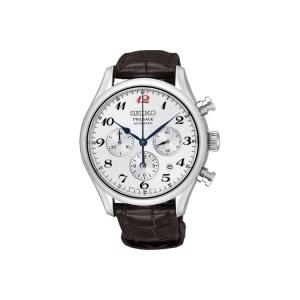 Seiko Presage Automatic Uhrenarmband SRQ025 Leder Braun