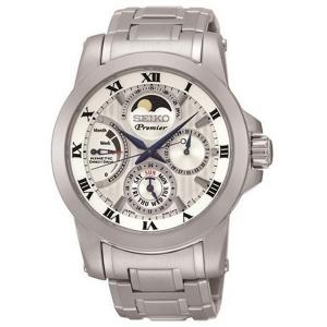 Seiko Premier Uhrenarmband SRX011 Edelstahl