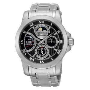 Seiko Premier Uhrenarmband SRX013 Edelstahl