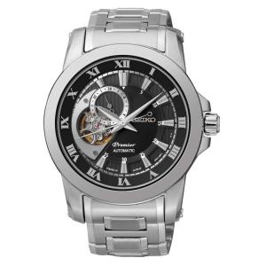 Seiko Premier Uhrenarmband SSA215 Edelstahl