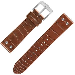 TW Steel Slim Line Uhrenarmband Cognac TWA1311 - 22mm