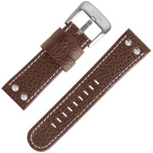 TW Steel Uhrenarmband Leder Braun Universell