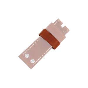 TW Steel Bandhalter für Uhrenarmband - Braun 22mm