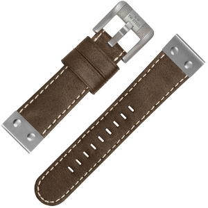 TW Steel Uhrenarmband CS36 Braun 24mm