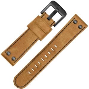 TW Steel Uhrenarmband CS42, CS44 Braun 24mm