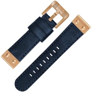 TW Steel Uhrenarmband CS66 Blau 24mm