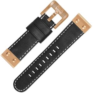 TW Steel Uhrenarmband CS75 schwarz 22mm