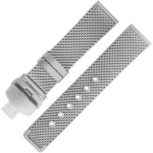 TW Steel Uhrenarmband Mesh/Milanaise MB2, MB12 Gewebter Stahl 24mm