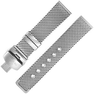 TW Steel Uhrenarmband Mesh/Milanaise MB3, MB5, MB13, MB15 Gewebter Stahl 22mm