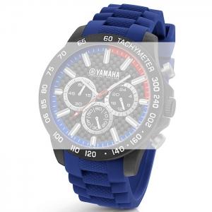 TW Steel Y110 Yamaha Factory Racing Uhrenarmband - Gummi Blau 22mm