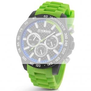 TW Steel Y118 Yamaha Factory Racing Uhrenarmband - Gummi Grün 22mm