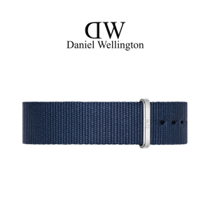 Daniel Wellington 20mm Classic Bayswater NATO Uhrenarmband mit Stahlschliesse