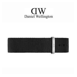 Daniel Wellington 18mm Classic Cornwall NATO Uhrenarmband mit Stahlschliesse