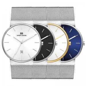 Danish Design Mesh Ersatzuhrenarmband IQ62Q971 IQ63Q971 IQ65Q971 IQ68Q971