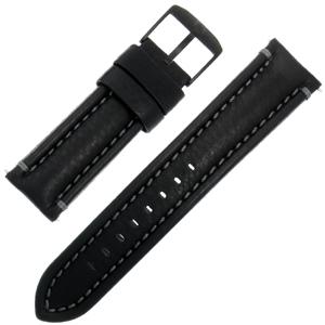 Luminox 6251.BO Modern Mariner Uhrenarmband Leder Schwarz - FE.6250.22B