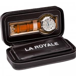 La Royale Viaggio Uhren-Reiseetui - 2 Uhren
