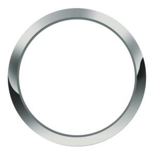 Marc Coblen / TW Steel Lünette 42mm Rostfreier Stahl Poliert - MCB42SHINY