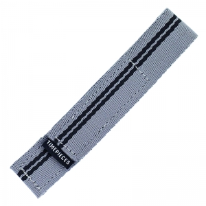 Rosendahl MUW Grau Schwarz Nylon Klettband für 43570 43571 43572