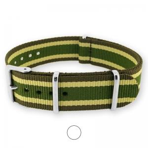Jäger NATO Uhrenarmband G10 Military Nylon Strap