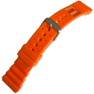 Citizen Promaster Uhrenarmband Typ No Decompression Limits Orange