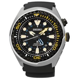 Seiko Prospex Uhrenarmband SUN021P1 Gummi Schwarz