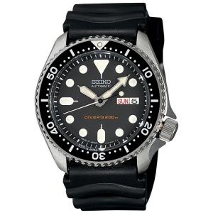Seiko Diver Z22 Uhrenarmband SKX007 Gummi Schwarz