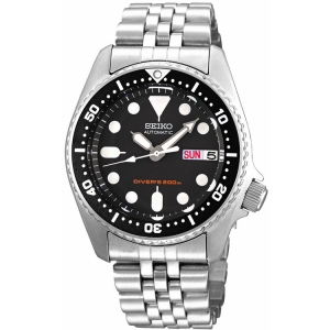Seiko Jubilee Uhrenarmband SKX013 Rostfreier Stahl 20mm