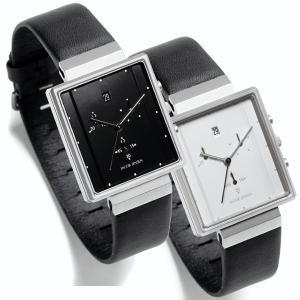 Jacob Jensen Uhrenarmband 805 und 806 Leder