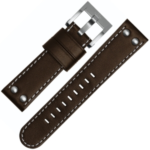 TW Steel Uhrenarmband Braun 22mm - CE1005, CE1006, CE1007, CE1008