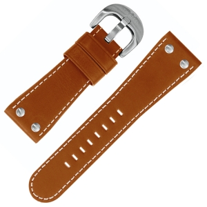 TW Steel Uhrenarmband TW18, TW20 - Braun 26mm