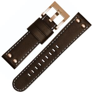TW Steel Uhrenarmband CE1017, CE1018, CE1019, CE1020 - Braun 22mm