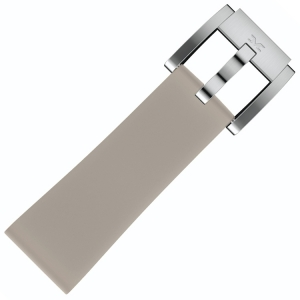 Silikon Uhrenarmband Grau 22mm - Marc Coblen
