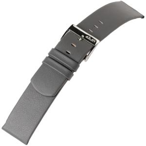 a.b.art Ersatzuhrenarmband D DL E ES Serie Grau 21 und 26 mm