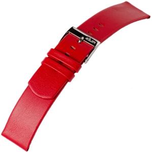 a.b.art Ersatzuhrenarmband D DL E EL ES Serie Rot 21, 26 und 30 mm
