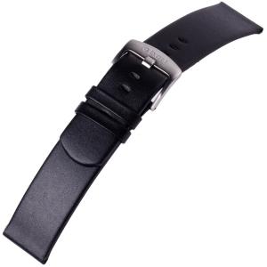a.b.art Ersatzuhrenarmband O/OC/OA/W Serie Schwarz 21 mm
