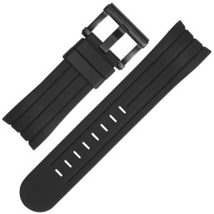 TW Steel Uhrenarmband TW129 - Gummi 24mm