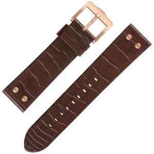 TW Steel Slim Line Uhrenarmband TW1304 - Braun 22mm