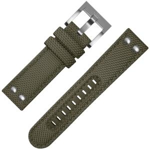 TW Steel Uhrenarmband VS22, VS24 Grün 24mm