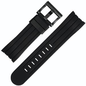 TW Steel Uhrenarmband TW134, TW609 - Gummi 22mm