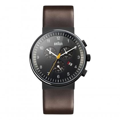 Braun Uhrenarmband für BN0035BKBRG - Leder Braun