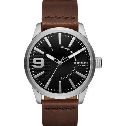 Diesel DZ1802 Uhrenarmband Leder Braun