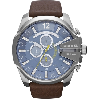 Diesel DZ4281 Uhrenarmband Leder Braun