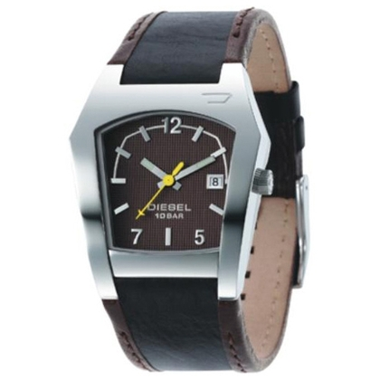 Diesel DZ4100 Uhrenarmband Leder Braun