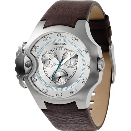 Diesel DZ4132 Uhrenarmband Leder Braun