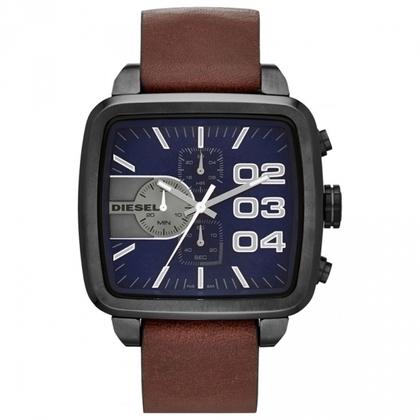 Diesel DZ4302 Uhrenarmband Leder Braun